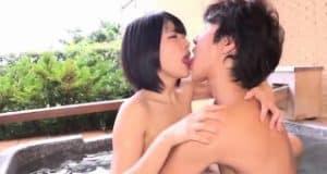 Aoi กำลังเย็ดกับผัวกลางวันเเสกๆในอ่างน้ำ